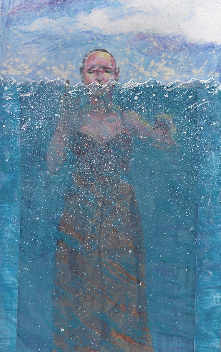 GRATITUDE – Esa agua tan cristalina   This water so crystal clear