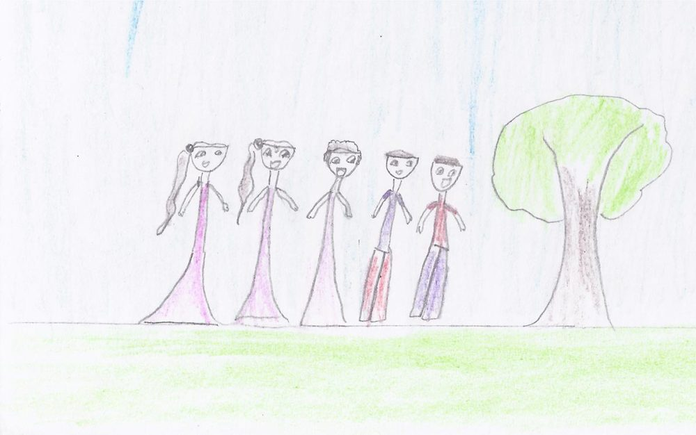 GRATITUDE – La familia que tengo | The family I have
